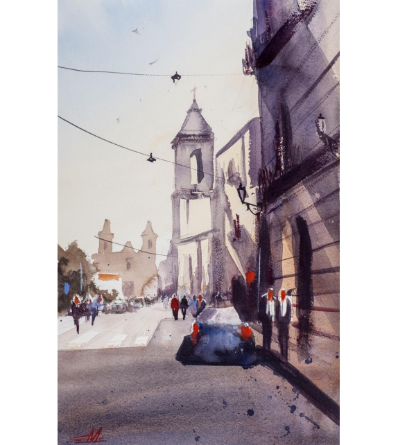 Simone De Marco Garibaldi Street