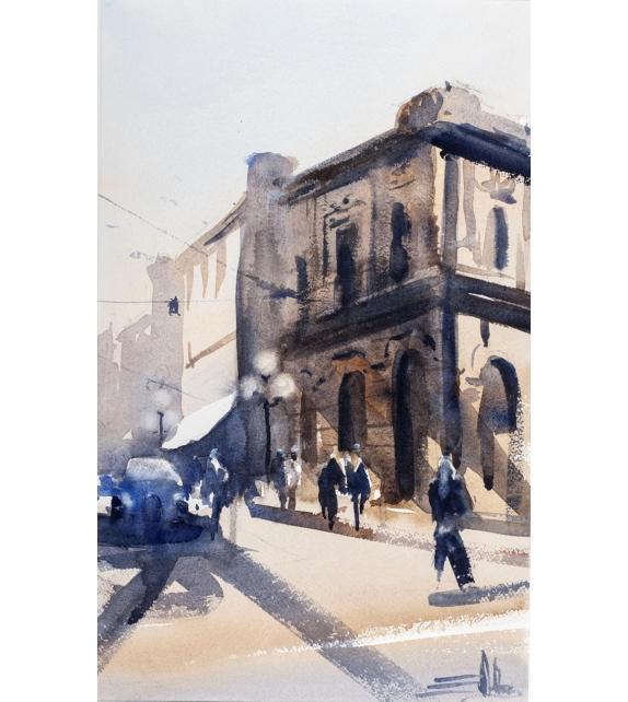 Simone De Marco Atenea street