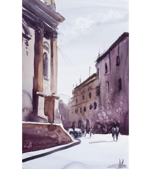 Simone De Marco Saint Joseph square