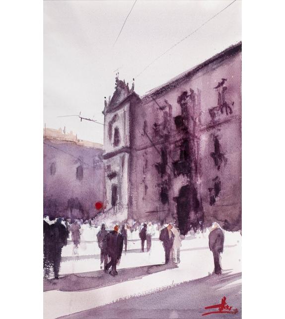 Simone De Marco Pirandello square