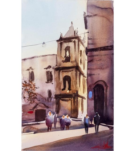 Simone De Marco Il campanile dell'Immacolata
