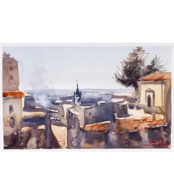 Simone De Marco Girgenti rooftops