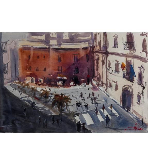 Simone De Marco Town hall