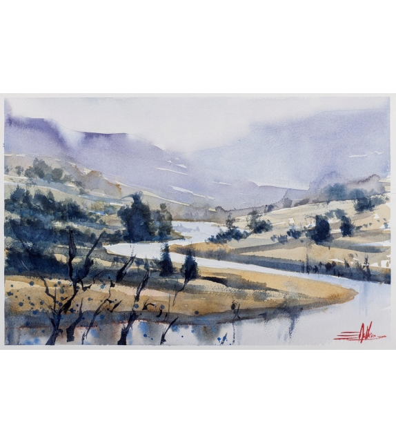 Simone De Marco Platani river