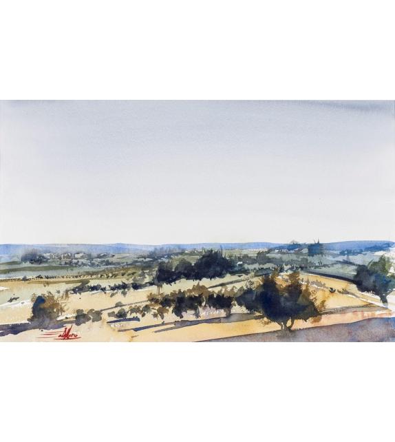 Simone De Marco Dal Viale, paesaggio